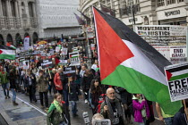 11-05-2019 - National Demonstration for Palestine, London © Jess Hurd