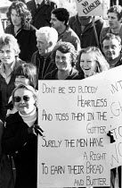 01-11-1979 - Protest against rundown and closure of the steelworks, Corby 1979 1979Protest against rundown and closure of the steelworks, Corby 1979 1979Protest against rundown and closure of the steelworks, Corby... © John Sturrock