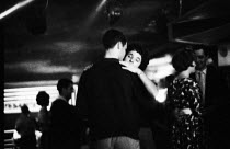 08-10-1961 - Young couple dancing in a West End jazz club London 1961Young couple dancing in a West End jazz club London 1961Young couple dancing in a West End jazz club London 1961Young couple dancing in a West E... © Romano Cagnoni