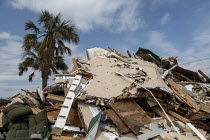 09-05-2019 - Mexico Beach, Florida - Destruction from Hurricane Michael is widespread seven months after the Category 5 storm hit the Florida Panhandle. © Jim West