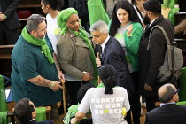 14-06-2019 - Mayor of London Sadiq Khan, Grenfell fire 2nd anniversary memorial service St Helen's Church, Kensington, London © Jess Hurd