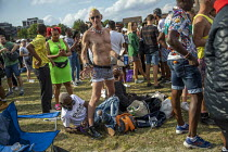 07-07-2019 - UK Black Pride, Haggerston Park, East London © Jess Hurd