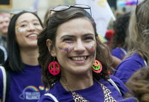 06-07-2019 - Proud Science Alliance, Pride in London 2019, parade through LondonProud Science Alliance, Pride in London 2019, parade through LondonProud Science Alliance, Pride in London 2019, parade through Londo... © Stefano Cagnoni