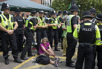17-07-2019 - Extinction Rebellion protest, Bristol © Paul Box