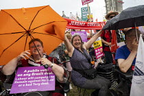 25-07-2019 - Labour Party General Election Now Rally, Parliament Square, Westminster, London © Jess Hurd