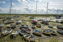 08-08-2019 - Sailing boats, Leigh-on-Sea, Essex. © Jess Hurd