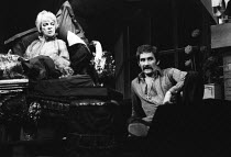 30-11-1971 - Mother Adam by Charles Dyer Arts Theatre London 1971. Roy Dotrice and Beatrix LehmannMother Adam by Charles Dyer Arts Theatre London 1971. Roy Dotrice and Beatrix LehmannMother Adam by Charles Dyer Ar... © Chris Davies