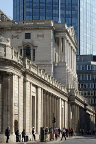 13-08-2019 - Bank of England, Threadneedle Street, City of London © Philip Wolmuth