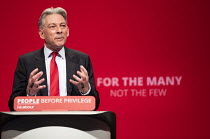 23-09-2019 - Richard Leonard MSP, Labour Party Conference, Brighton, 2019 © Jess Hurd