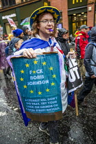 29-09-2019 - End Austerity Now, Protest the Tory Party Conference, Manchester, 2019 © Jess Hurd