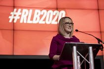 17-01-2020 - Rebecca Long-Bailey launching her Labour Party leadership campaign, The Science and Industry Museum, Manchester © Paul Herrmann