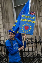 31-01-2020 - Brexit Day, Westminster, London. © Jess Hurd