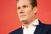 16-02-2020 - Keir Starmer speaking Labour Leadership Hustings, hosted by Co-coperative Party, Business Design Centre, North London. © Jess Hurd