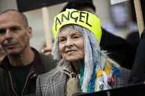 22-02-2020 - Vivienne Westwood, March for Julian Assange against his extradition to America, London © Jess Hurd