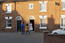 25-03-2020 - Visitors keeping social distance to avoid Coronavirus infection, Stratford Upon Avon, Warwickshire © John Harris